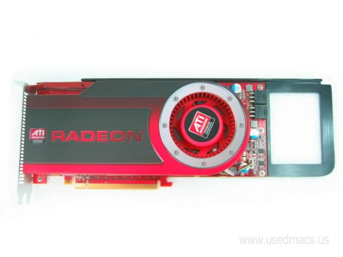 ATI Radeon 4870 512MB PCIe Mac Pro Graphics Card - Apple MB999ZM/A