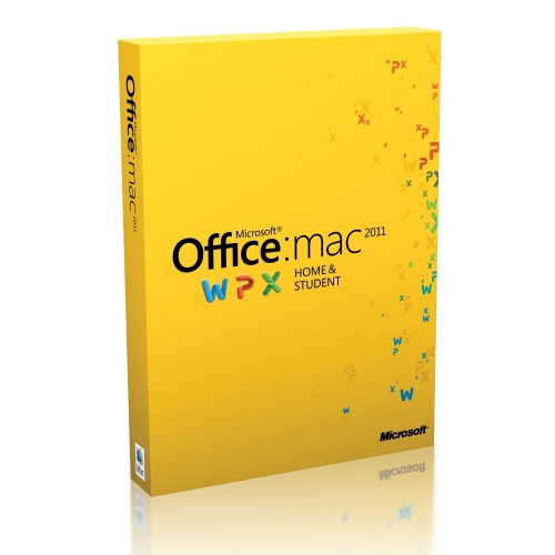 Microsoft Office for Mac 2011 - Home & Student